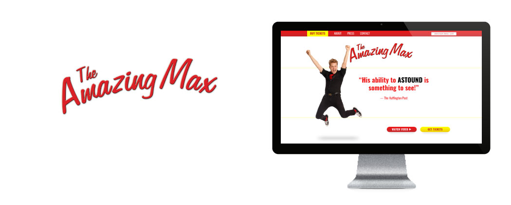 The Amazing Max!