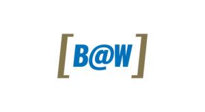 Broadway @ Work Abbreviated Logo