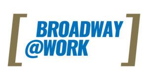 Broadway @ Work Logo